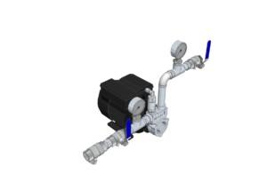 Generador Bomba de Microburbujas Modelo Q-i16