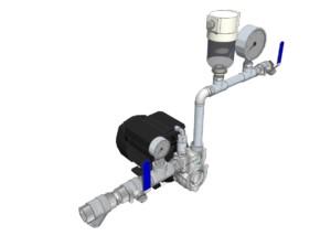 Generador Bomba de Microburbujas Modelo Q-i33