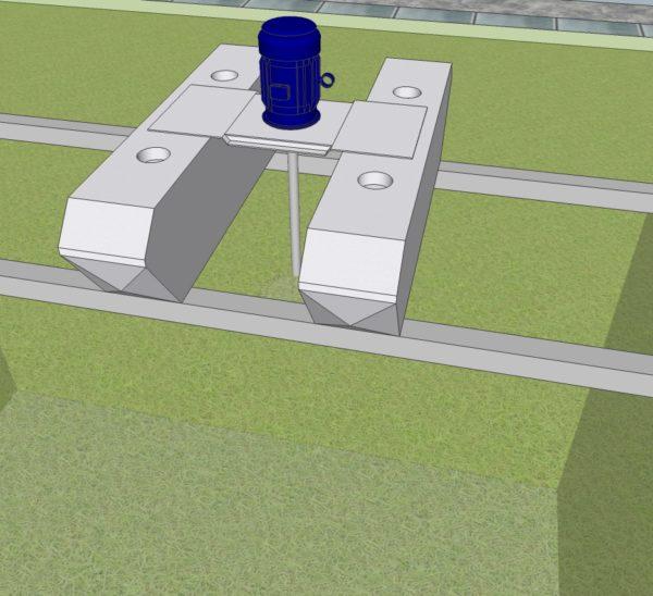 Turbina de Microburbujas, Bomba DAF, Generador de microburbujas, inyección de aire ambiental, subir oxigeno disuelto, sistema de Aireación, oxigeno disuelto, OD
